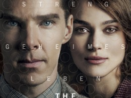 The Imitation Game - Filmplakat © SquareONE Entertainment