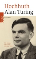Alan Turing - Hochhuth (Cover © rowohlt)