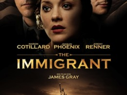 The Immigrant (Film, DVD/Blu-ray) Cover © universum film