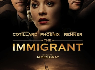 The Immigrant (Film, DVD/Blu-ray) Cover © universum film
