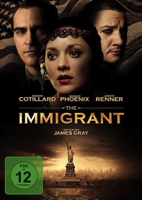 The Immigrant (Spielfilm, DVD/Blu-ray)