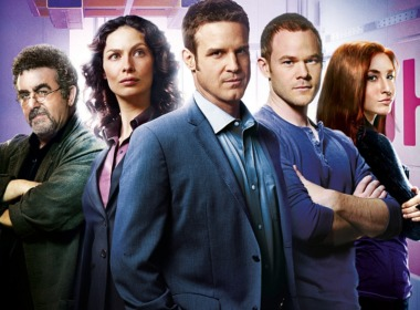 Warehouse 13 - Staffel 5 DVD Cover © Universal Pictures Home Entertainment