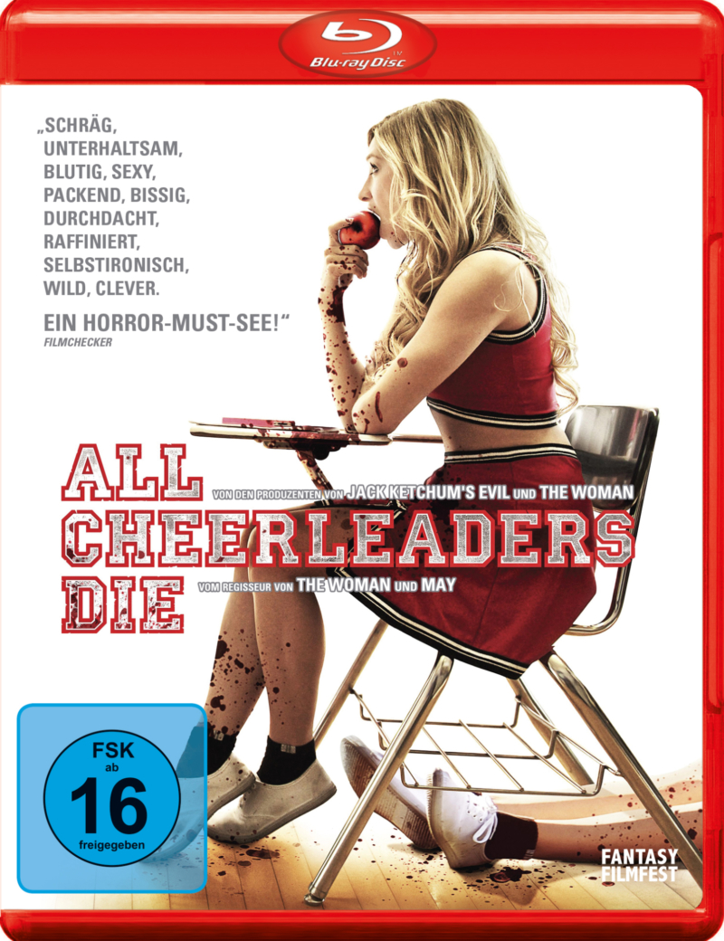 All Cheerleaders Die (Spielfilm, DVD/Blu-Ray)