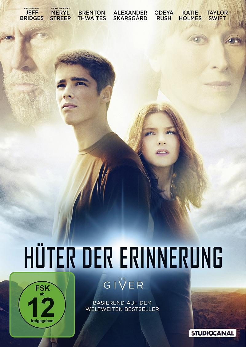 Hüter der Erinnerung – The Giver (Spielfim, DVD/Blu-ray)