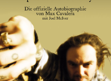 Max Cavalera & Joel Iver - Roots, Karma, Chaos (Cover © Iron Pages Verlag/M