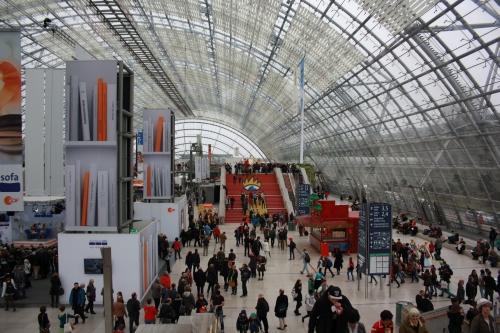 Buchmesse Leipzig 2015 – Eva Bergschneider unterwegs in zweifacher Mission