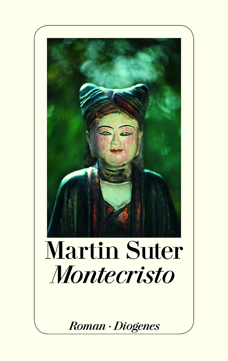 Martin Suter – Montecristo (Buch)