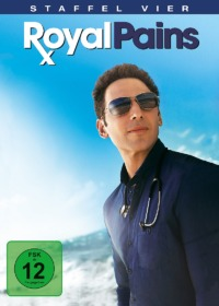 Royal Pains Staffel 4 Cover © Universal Pictures Home Entertainment