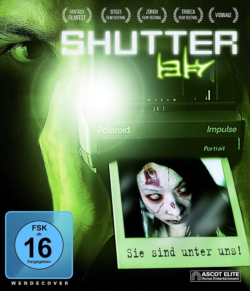 Shutter (Spielfilm, Blu-ray)