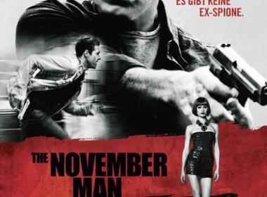 The November Man (Cover) © Universum Film
