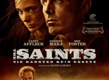The Saints Cover © Koch Media