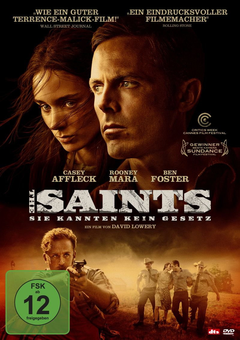 The Saints (Spielfilm, DVD/Blu-Ray)