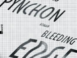 Thomas Pynchon - Bleeding Edge (Cover © rowohlt)