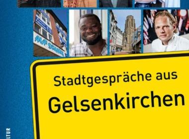 Stadtgespräche aus GE Cover © Gmeiner Verlag