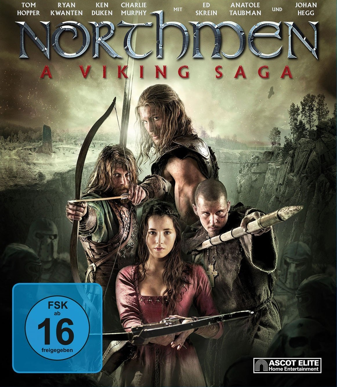 Northmen – A Viking Saga (Spielfilm, DVD/Blu-Ray)