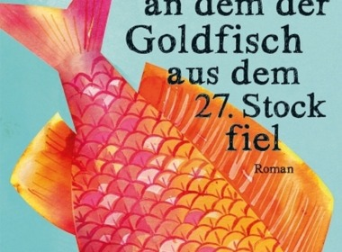 Bradley Somer - Der Tag, an dem der Goldfisch aus dem 27. Stock fiel (Cover © Dumont)