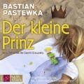 Antoine Saint de Exupéry - Der kleine Prinz - Hörbuch, Cover © ROOFmusic