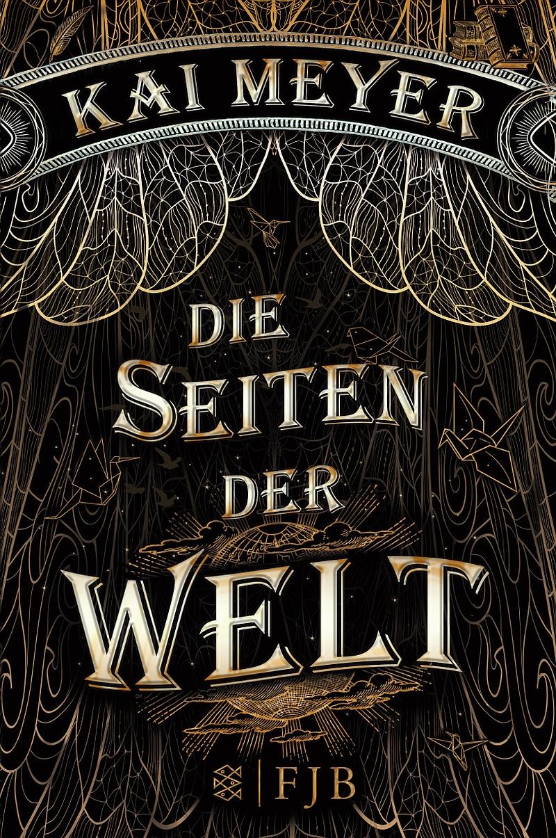 Kai Meyer – Die Seiten der Welt (Buch)
