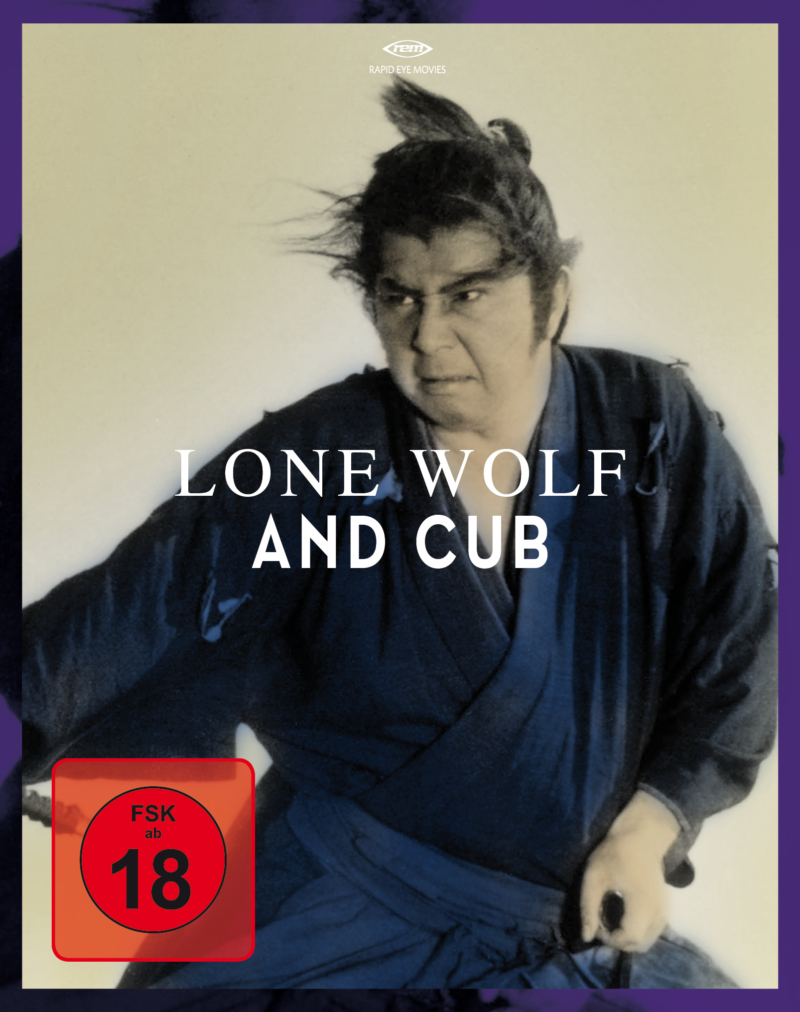 Lone Wolf And Cub (Spielfilm, DVD/Blu-ray)
