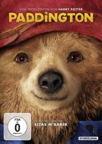 Paddington DVD Cover © STUDIOCANAL