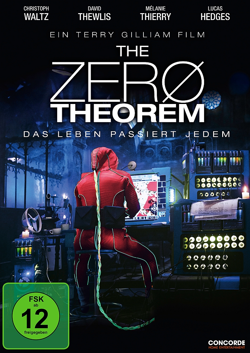 The Zero Theorem (Spielfilm, DVD/BluRay)