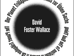 David Foster Wallace - Der Planet Trillaphon... (Cover © Kiepenheuer & Witsch)