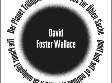 David Foster Wallace - Der Planet Trillaphon... (Cover © Kiepenheuer & Witsch)