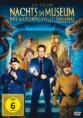 Nachts im Museum - Das geheimnisvolle Grabmal Cover © 20th Century Fox Home Entertainment