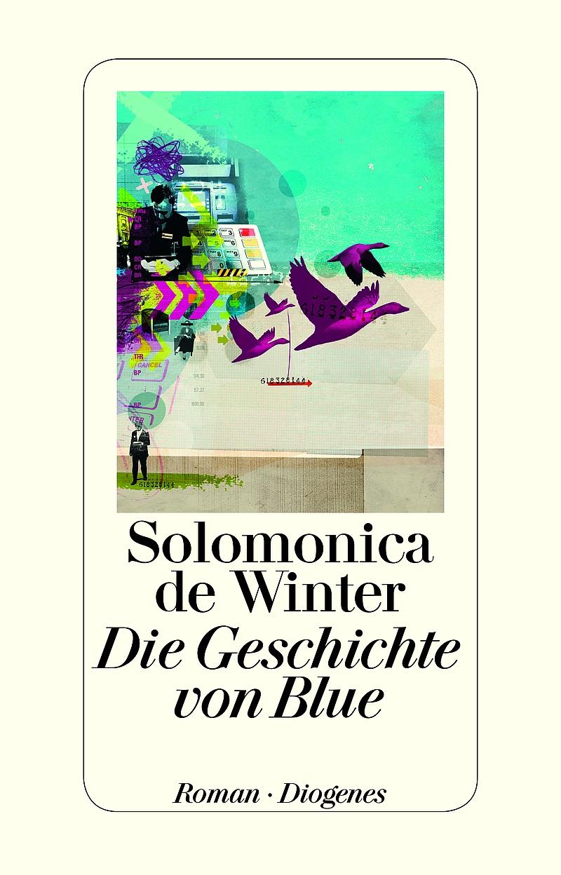 Solomonica de Winter – Die Geschichte von Blue (Buch)