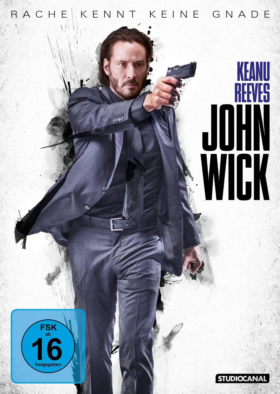 John Wick (Spielfim, DVD/Blu-ray)