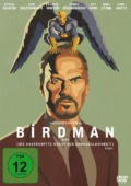 Birdman - Cover DVD © 20th Century Fox Home Entertainment