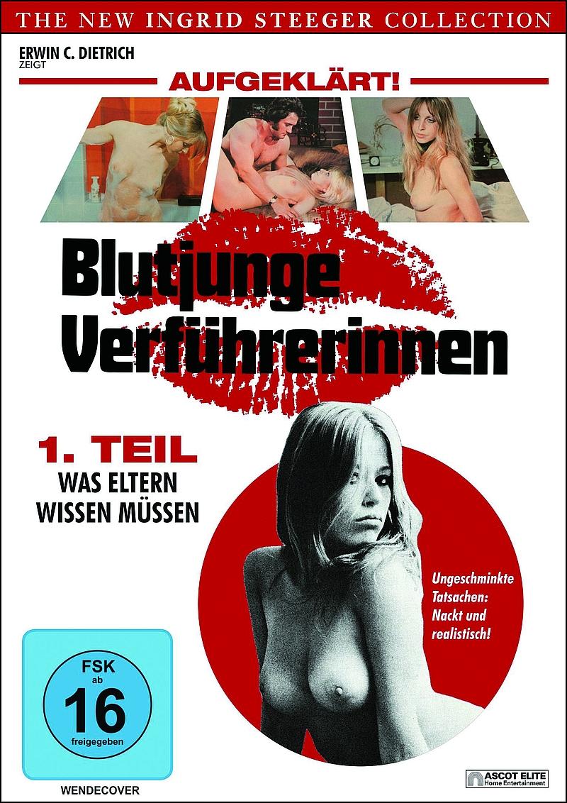 Blutjunge Verführerinnen, 1. Teil, Was Eltern wissen müssen (Spielfilm, DVD/Blu-Ray)