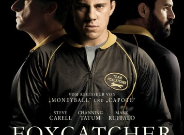 Foxcatcher Cover © Koch Media