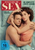 Masters Of Sex - Staffel 2 (Cover © Sony Pictures Home Entertainment)