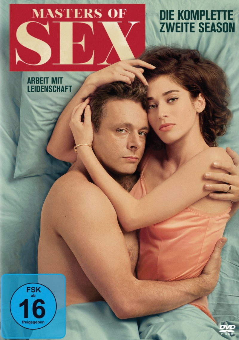 Masters Of Sex – Staffel 2 (TV-Serie, 4DVD/4BD)