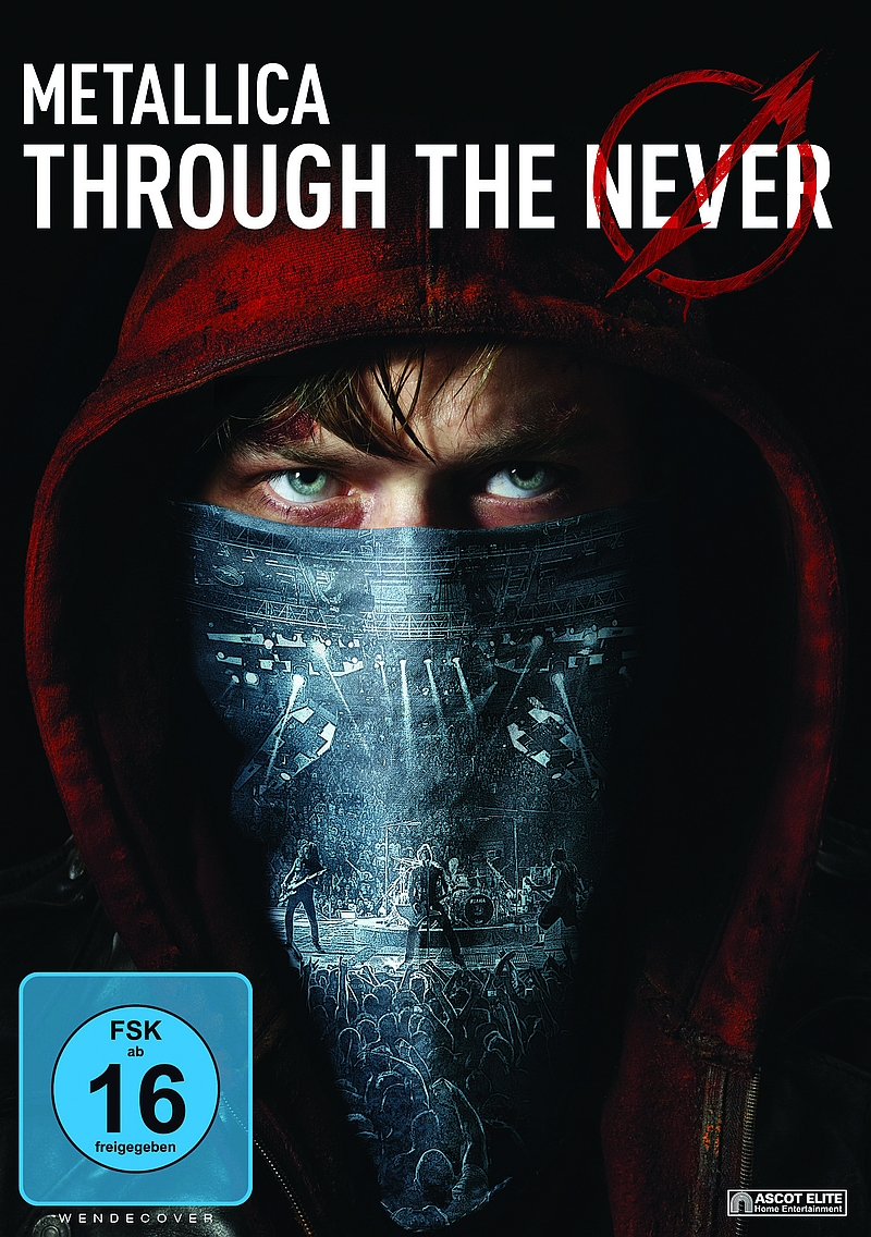 Metallica – Through The Never (Spielfim, DVD/Blu-ray)