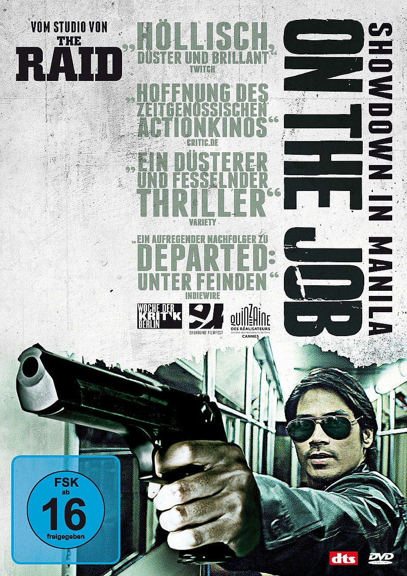 On the Job – Showdown in Manila (Spielfilm, DVD/Blu-ray)