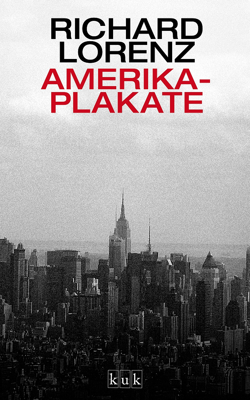 Richard Lorenz – Amerika-Plakate (Buch)