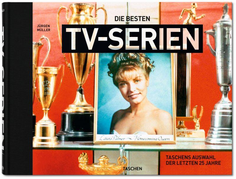 Jürgen Müller (Hrsg.) – Die besten TV-Serien – TASCHENs Auswahl der letzten 25 Jahre (Buch)