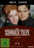 Die Schwarze Tulpe (Cover © Concorde Home Entertainment)