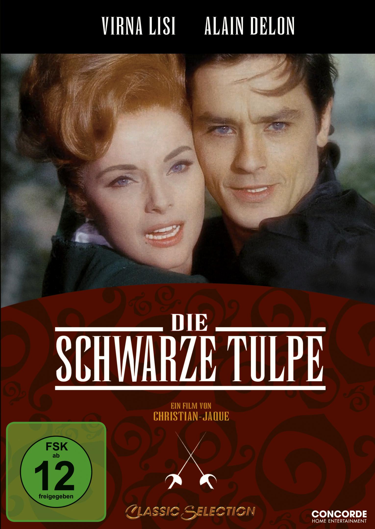 Die schwarze Tulpe (Spielfilm, DVD/BluRay)