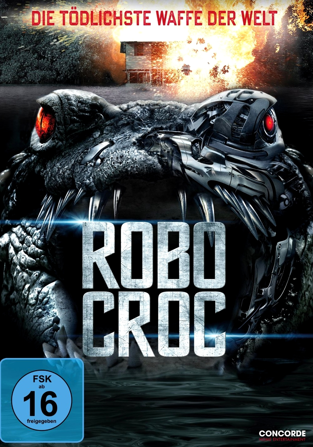 Robocroc (Spielfilm, DVD/BluRay)