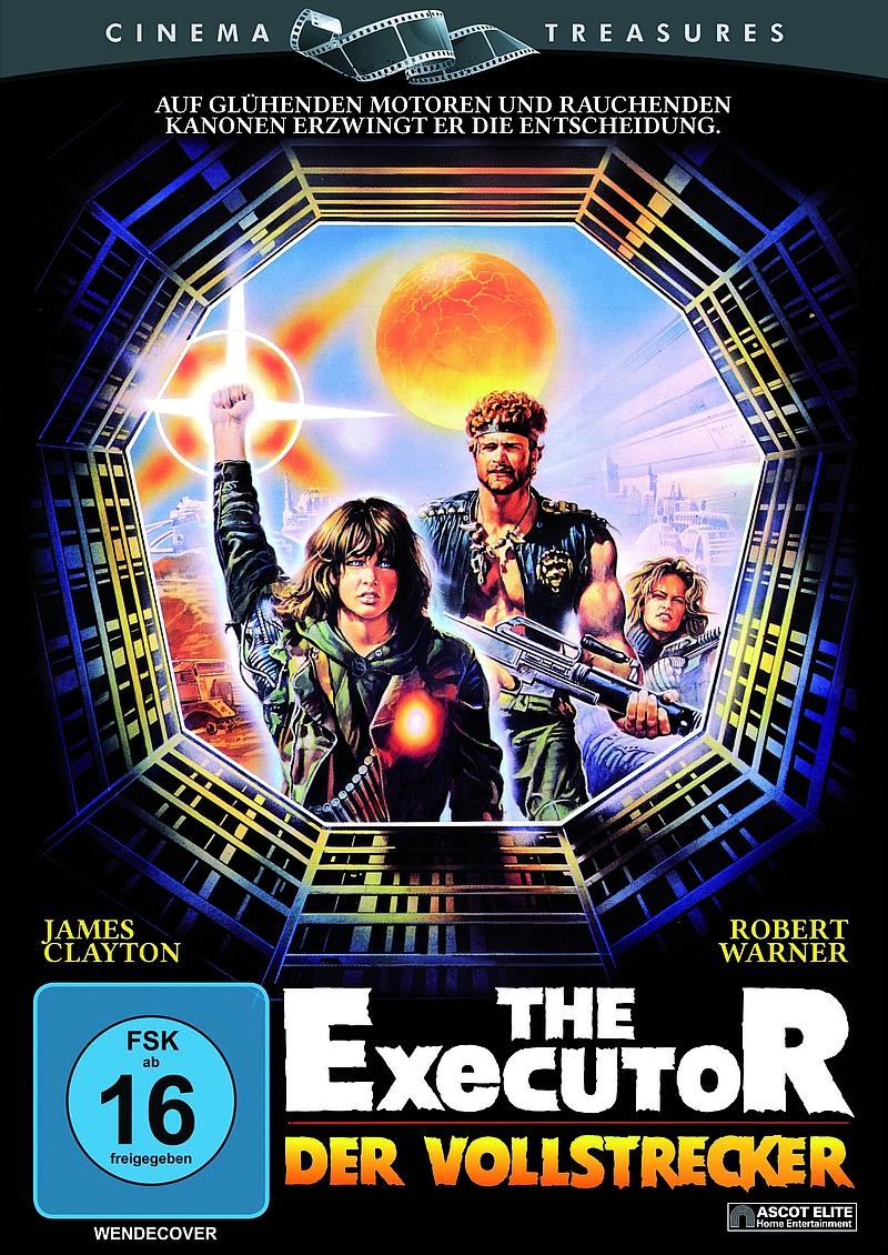 The Executor – Der Vollstrecker (Spielfilm, DVD/Blu-Ray)