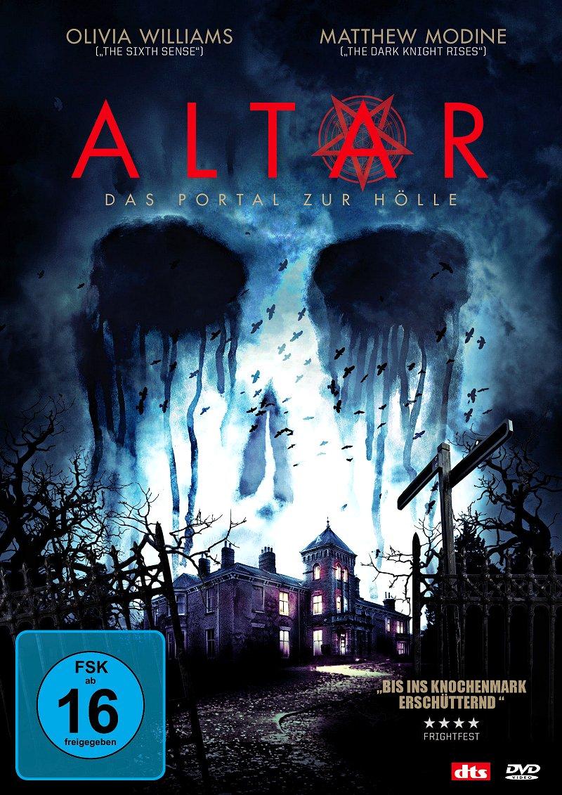 Altar – Das Portal zur Hölle (Spielfilm, DVD/Blu-ray)