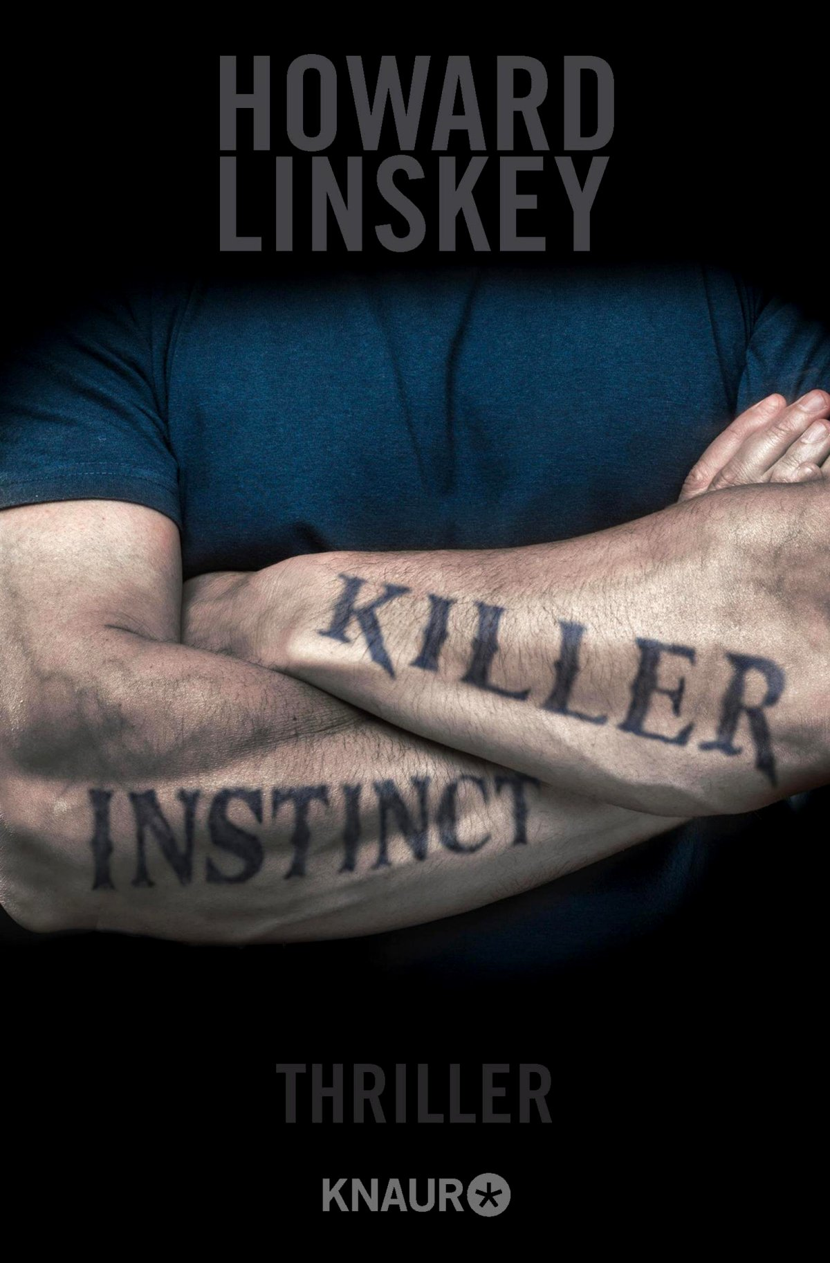 Howard Linskey – Killer Instinct (Buch)
