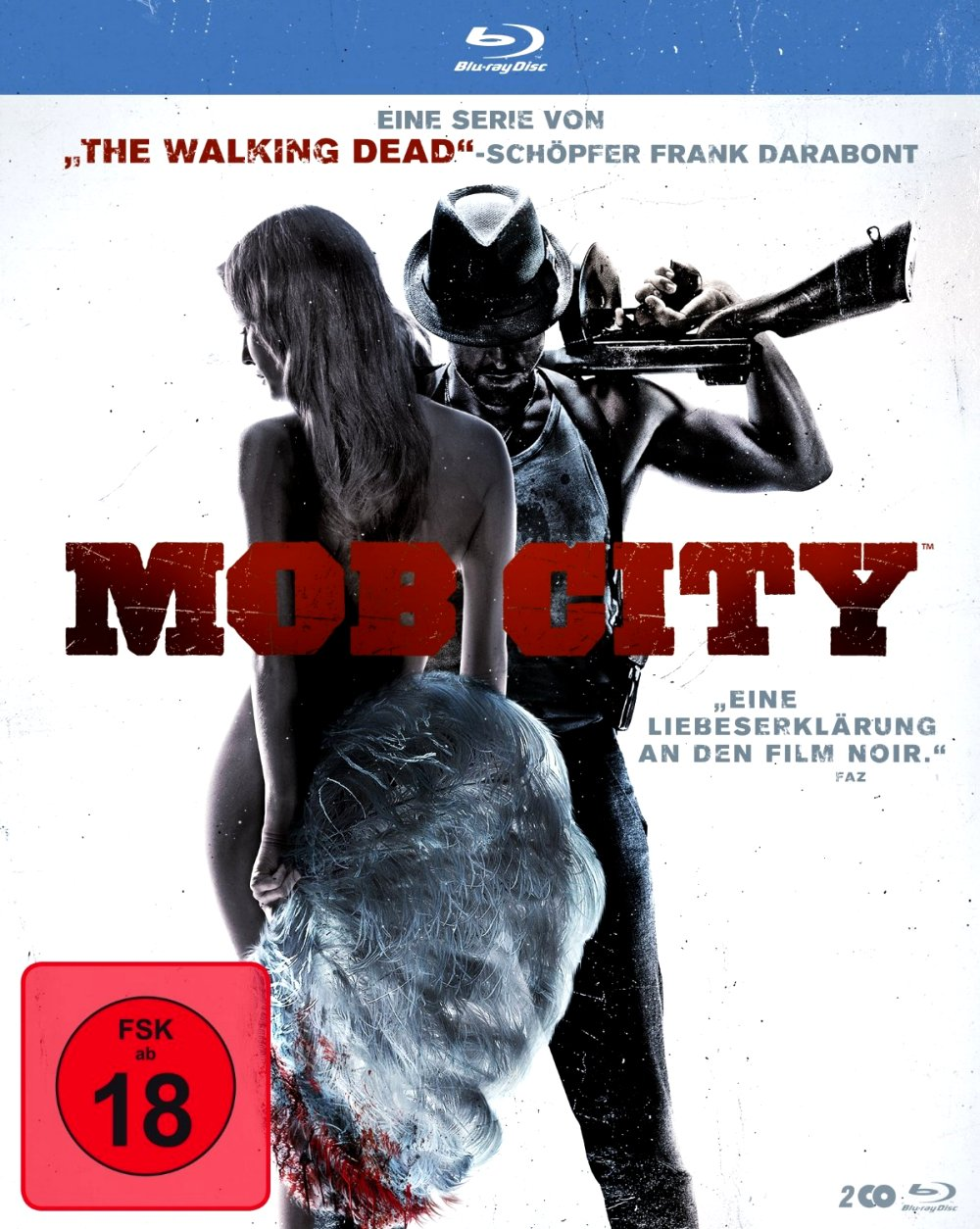 Mob City (TV-Serie, DVD/Blu-Ray)