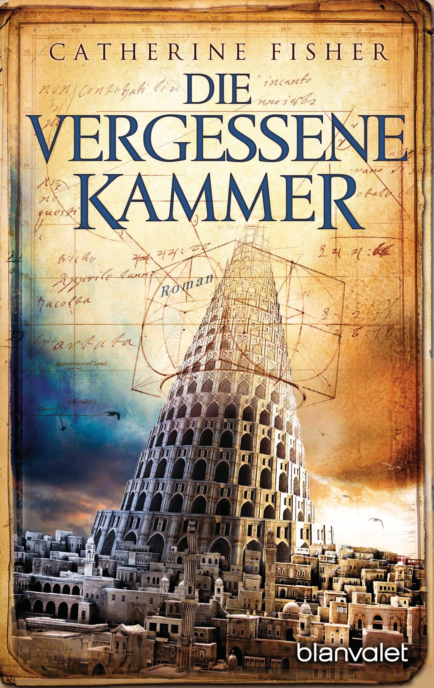 Catherine Fisher – Die vergessene Kammer (Buch)