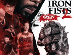 man_with_iron_fists_n02_fr_xp_dvd Logo mit Datum © Universal Pictures