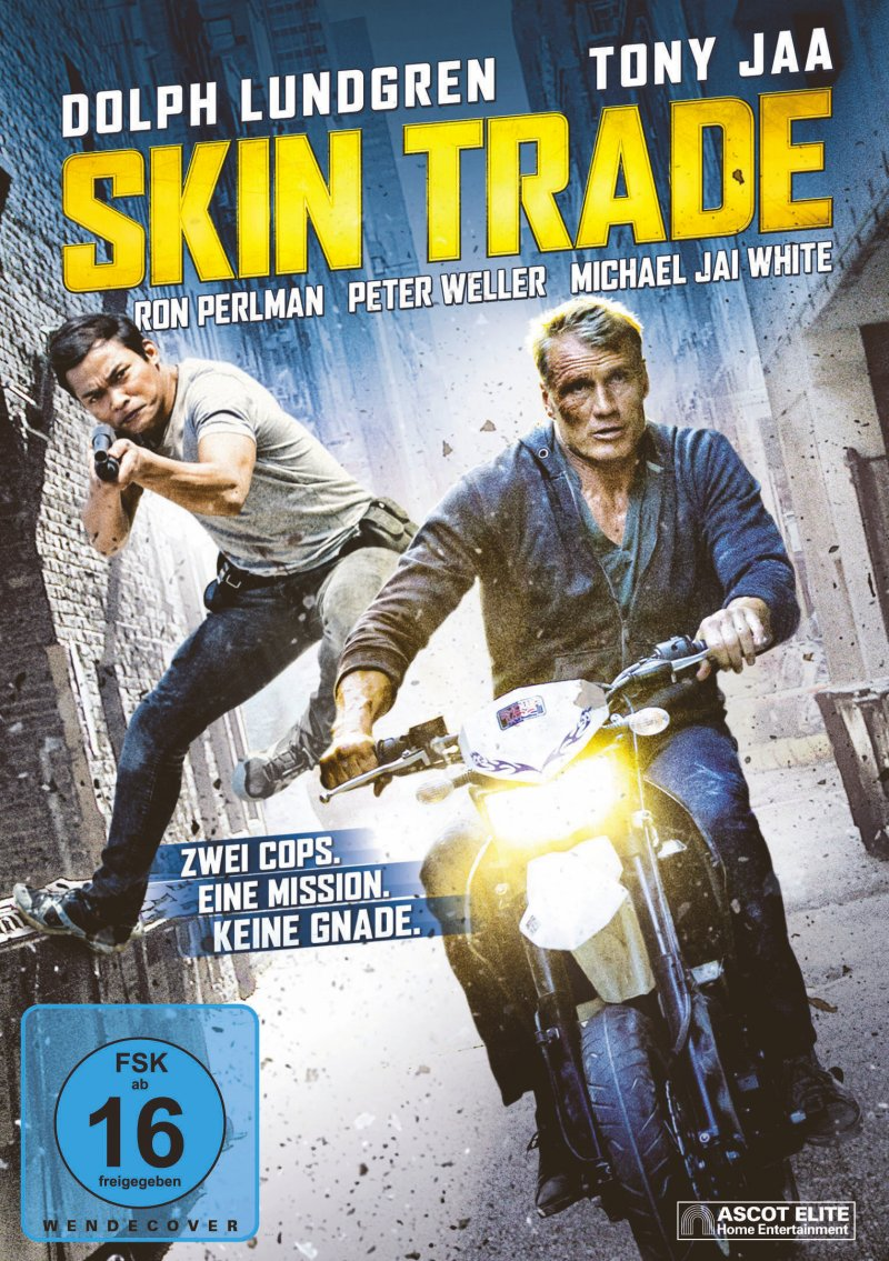 Skin Trade (Spielfilm, DVD/Blu-Ray)