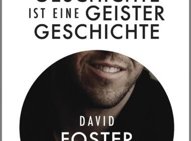 D. T. Max - Jede Liebesgeschichte ist eine Geistergeschichte (Cover © Kiepenheuer & Witsch)